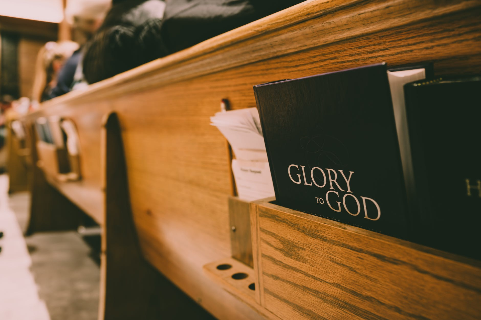 glory to god book